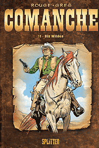 Comanche, Band 11, Splitter Comics
