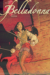 BELLADONNA, Band 2, Splitter Comics