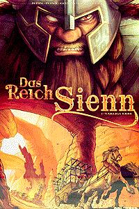 Das Reich Sienn, Band 1, Splitter Comics
