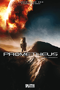 Prometheus, Band 3, Splitter Comics