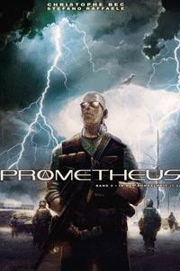 Prometheus, Band 9, Splitter Comics