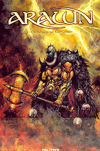 Arawn, Band 3, Splitter Comics