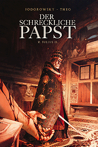 Der schreckliche Papst, Band 2, Splitter Comics