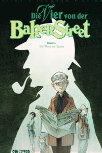 Die Vier von der Baker Street, Band 4, Splitter Comics