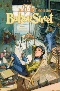 Die Vier von der Baker Street, Band 5, Splitter Comics