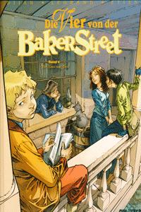 Die Vier von der Baker Street, Band 6, Splitter Comics