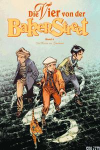 Die Vier von der Baker Street, Band 8, Splitter Comics