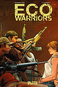 ECO Warriors, Band 1, Splitter Comics