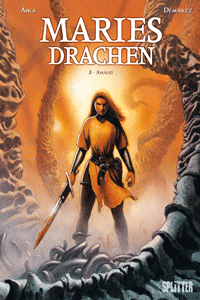 Maries Drachen, Band 3, Splitter Comics