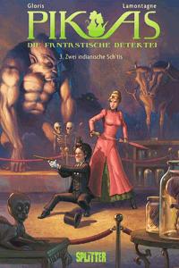 Pik As: Die fantastische Detektei, Band 3, Splitter Comics