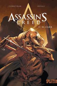 Assassin's Creed, Erinnerung, Band 5, El Cakr