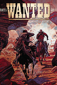 Wanted, Band 5, Splitter Comics
