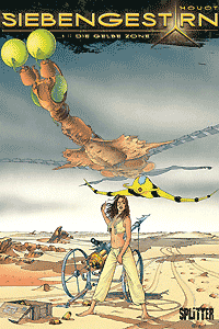 Siebengestirn, Band 1, Die gelbe Zone
