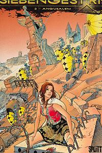 Siebengestirn, Band 2, Splitter Comics