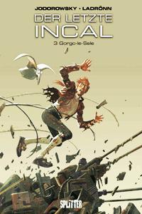 Der letzte Incal, Band 3, Splitter Comics