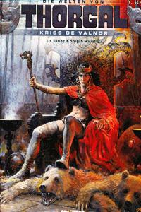 Die Welten von Thorgal | Kriss de Valnor, Band 3, Splitter Comics