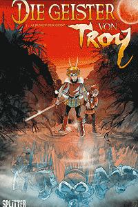 Die Geister von Troy, Band 1, Splitter Comics