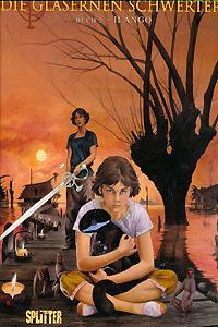 Die Gläsernen Schwerter, Band 2, Splitter Comics
