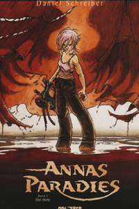 Annas Paradies, Band 2, Splitter Comics