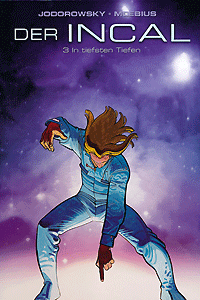 DER INCAL | john difool, dipo , Band 3, Splitter Comics
