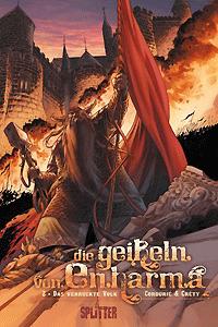 Die Geißeln von Enharma, Band 2, Splitter Comics