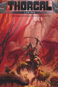 Die Welten von Thorgal | Lupine, Band 2, Splitter Comics