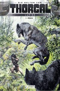 Die Welten von Thorgal | Lupine, Band 5, Splitter Comics