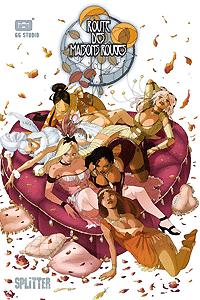 Route des Maisons Rouges, Einzelband, Splitter Comics