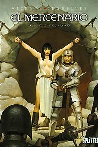 El Mercenario, Band 5, Splitter Comics
