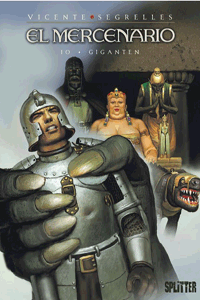 El Mercenario, Band 10, Splitter Comics