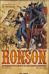 Ronson inc., Band 1, Die Abrechnung