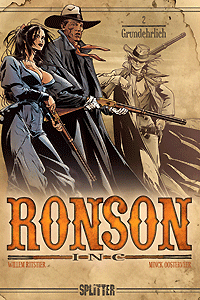 Ronson inc., Band 2, Splitter Comics