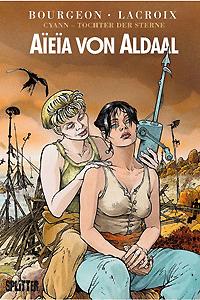 CYANN - TOCHTER DER STERNE, Band 3, Splitter Comics