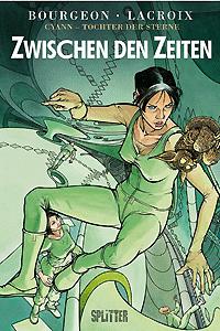 Cyann - Tochter der Sterne, Band 5, Splitter Comics