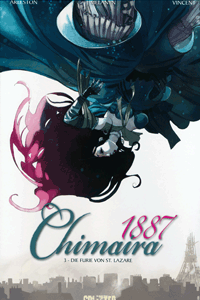 Chimaira 1887, Band 3, Splitter Comics