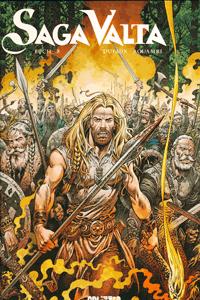 Saga Valta, Band 3, Splitter Comics