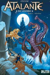 Atalante, Band 2, Splitter Comics