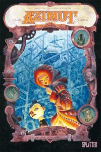 AZIMUT, Band 5, Splitter Comics