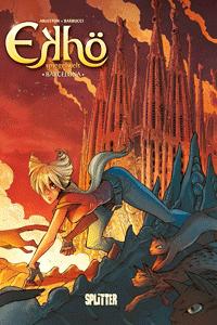 Ekh� - Spiegelwelt, Band 4, Splitter Comics