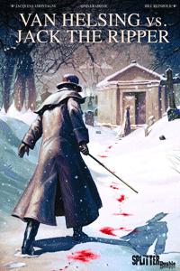 Van Helsing vs. Jack the Ripper, Einzelband, Splitter Comics