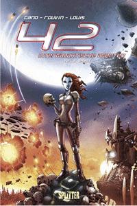 42 – Intergalaktische Agenten, Band 3, Splitter Comics
