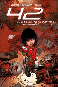42 – Intergalaktische Agenten, Band 4, Cal`Han (1)