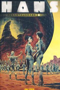 HANS Gesamtausgabe, Band 3, Splitter Comics