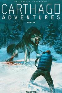 Carthago Adventure, Band 4, Splitter Comics