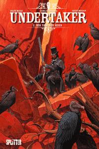 Undertaker, Band 2, Splitter Comics