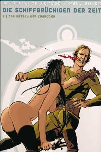 Die Schiffbrüchigen der Zeit, Band 2, Splitter Comics