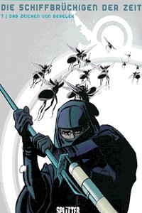 Die Schiffbr�chigen der Zeit, Band 7, Splitter Comics
