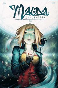 MAGDA IKKLEPOTTS, Band 1, Splitter Comics