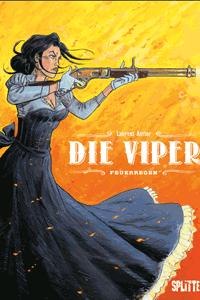 Die VIPER comic, Band 1, Feuerregen
