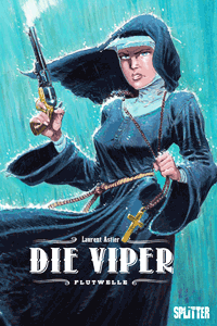 Die VIPER comic, Band 2, Flutwelle